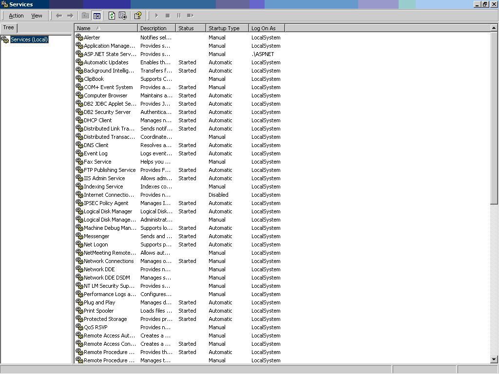 Windows Services1