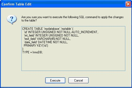 MySQLAdmin7