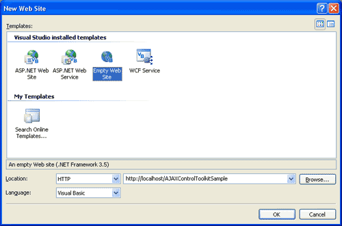 how to add ajax control toolkit in asp net