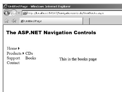 Site Navigation Controls – Part 3 « Microsoft.NET